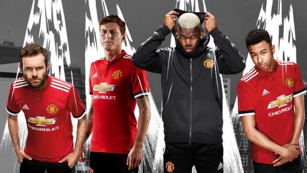Foto: Divulgação / Manchester United / Adidas