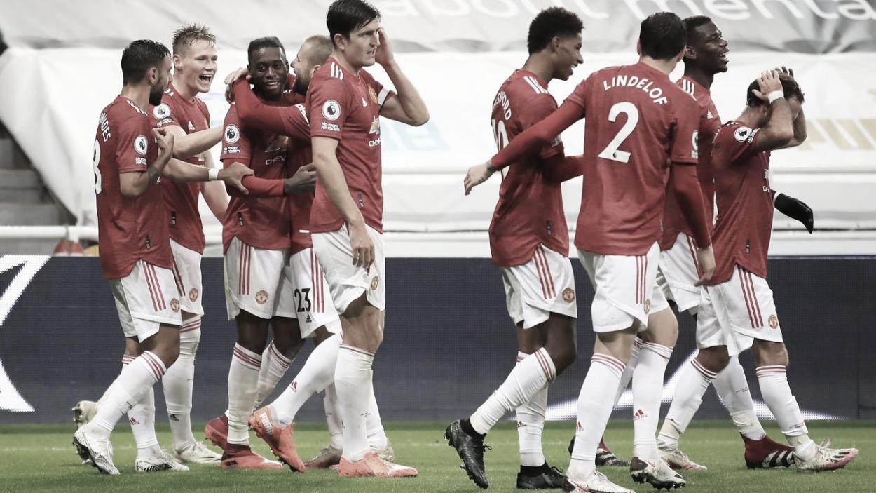 El Manchester United es uno de los favoritos para llevarse la competición./  Foto: Premier League