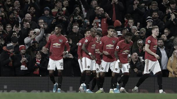 Manchester United./ Foto: Premier League