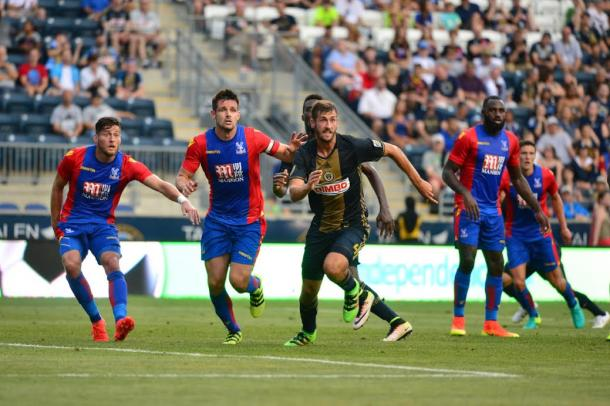 Neither club could break the deadlock as the match ended up scoreless. | Photo: Philadelphia Union/Sideline Photos