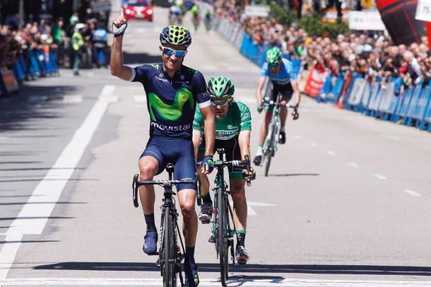 Dani Moreno buscará un triunfo de etapa en la Vuelta 2017. | Foto: NavarraSport