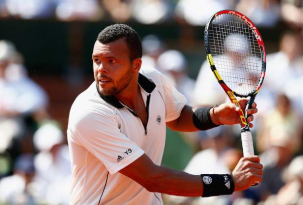 Tsonga has reached the semifinal stage twice - 2013 (l. Ferrer) and 2015 (l. to Wawrinka) Photo: Getty