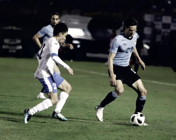Foto: Selección uruguaya