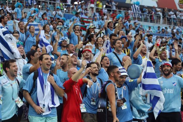 Foto Uruguay Twitter