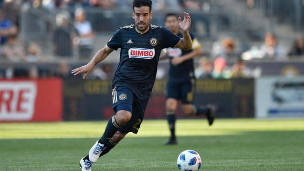 Ilsinho could prove to be a key figure for the Union | Source: nbcsports.com