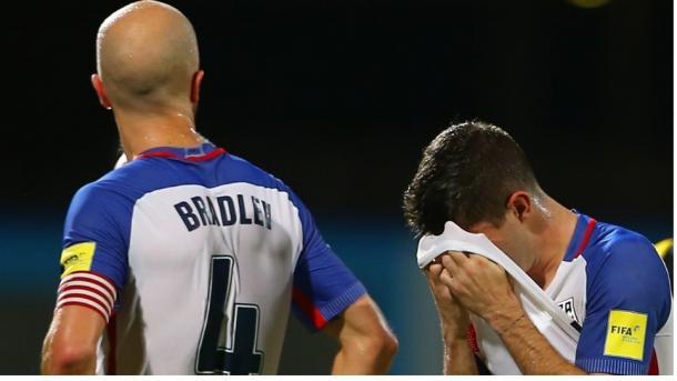 Un desconsolado Pulisic | Imagen: deportesrcn.com