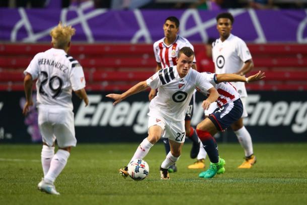 Homegrown Game ante CD Guadalajara (usatoday.com)