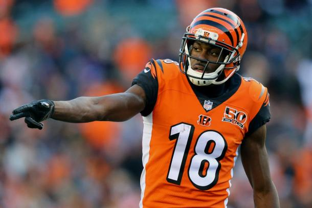 A.J. Green could be the X-Factor for the Bengals | Source: Aaron Doster-USA TODAY Sports