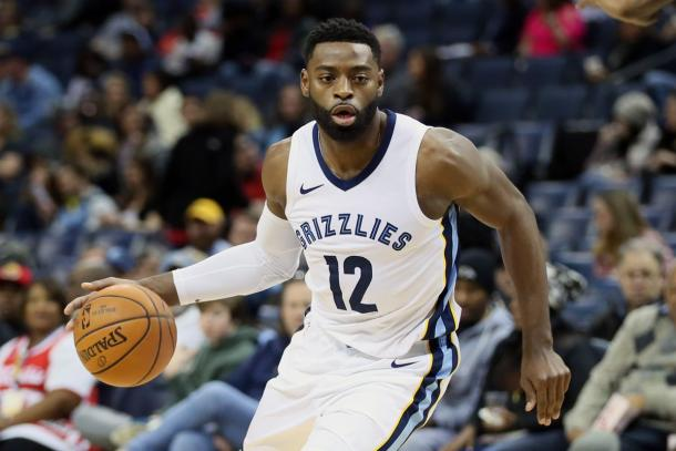 Tyreke Evans of the Memphis Grizzlies |Nelson Chenault-USA TODAY Sports|