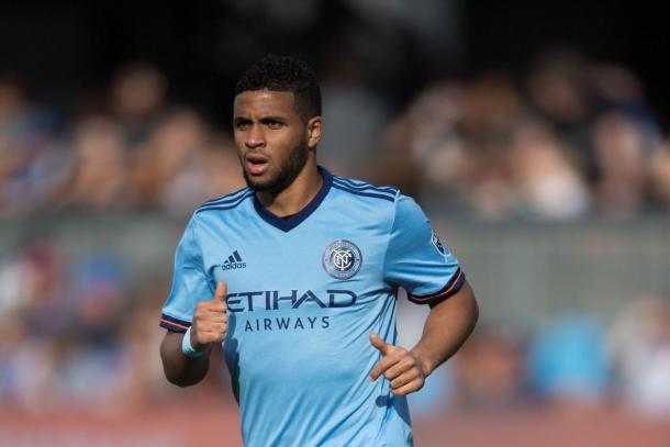 Ismael Tajouri-Shradi will hope to return on Saturday. Photo: Kyle Terada-USA TODAY Sports