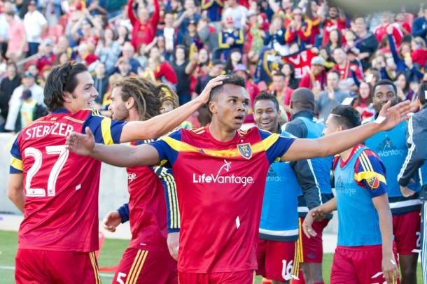 RSL will strive to start their campaign on a high l Photo credit: Russ Isabella - USA TODAY Sports