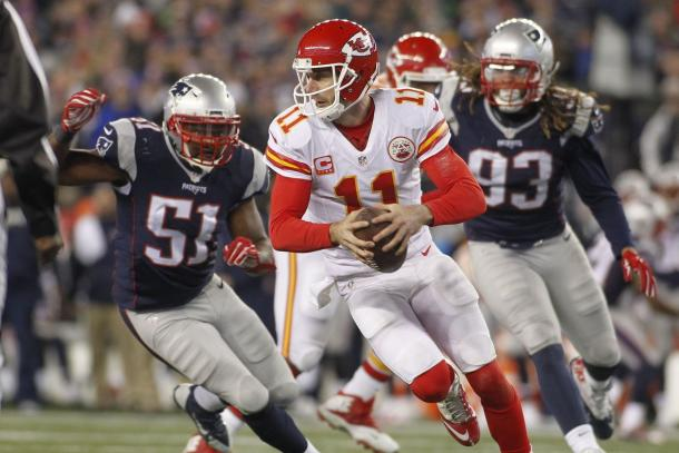 Alex Smith #11. Fonte Immagine: Behind the Steel Curtain