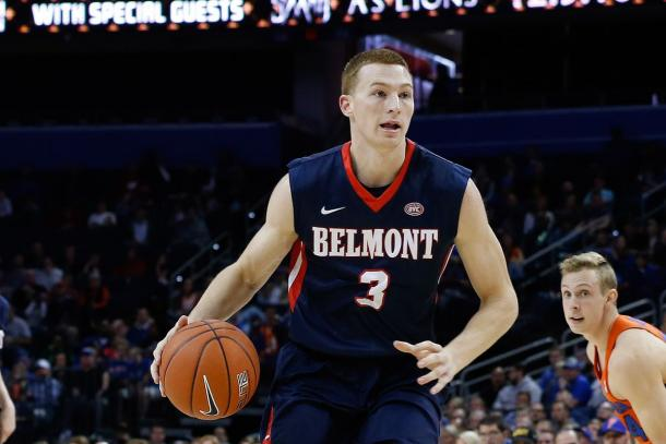Windler has been Belmont's best player all year and hopes to lead the Bruins back to the NCAA Tournament/Photo: Kim Klement/USA Today Sports