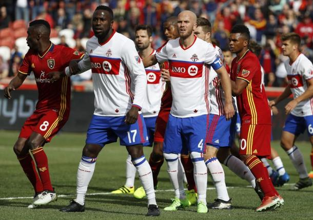 TFC's DP's failed to leave their mark l Photo credit: Jeff Swinger - USA TODAY Sports