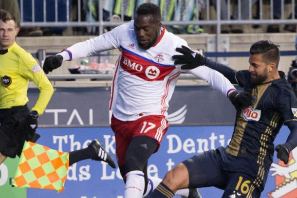 Jozy Altidore is the difference-maker for Toronto | Source: Bill Streicher/USA TODAY Sports