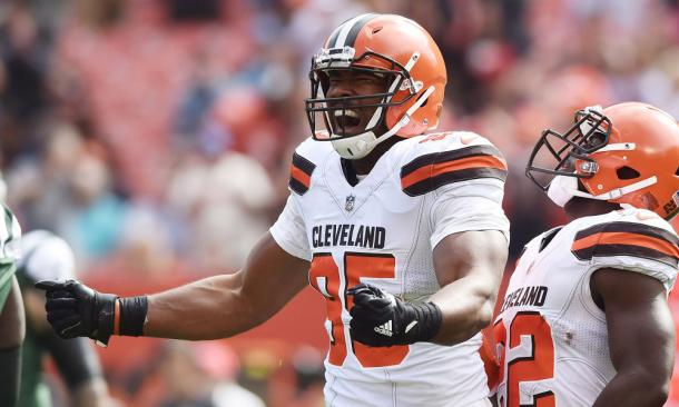 Myles Garrett could be pivotal for the Browns this season | Source: USA TODAY