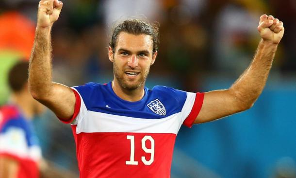 Graham Zusi will be making his return to the national team for the first time since the 2015 Gold Cup. Photo provided by USA TODAY Sports.