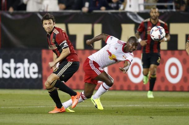 Bradley Wright-Phillips remains an offensive insurance for NYRB l Photo: Brett Davis - USA TODAY Sports