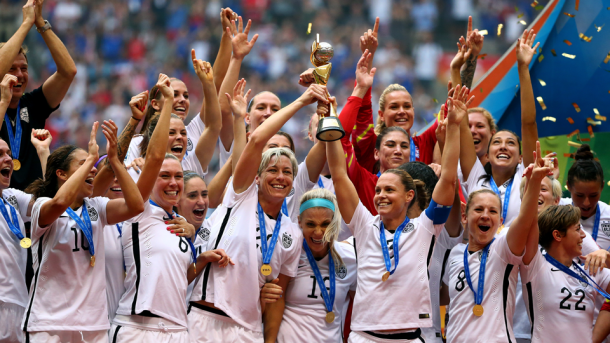 USA looks to win their second consecutive title | Photo: Getty Images