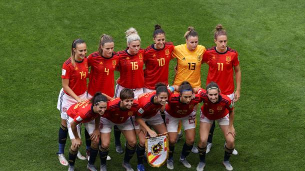 XI de España, con las novedades de Nahikari y Meseguer / Foto: FIFA