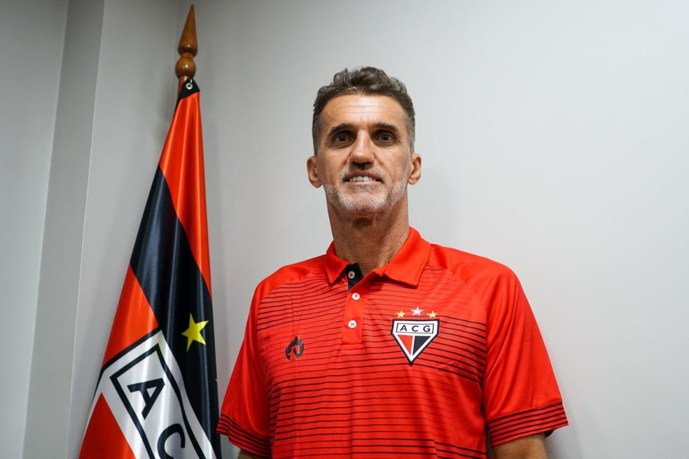 Foto: Paulo Matos/Atlético-GO