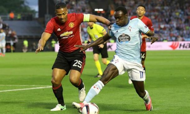 Valencia e Pione Sisto. | Fonte immagine: TalkSport