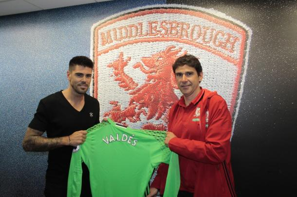 Could Boro' provide the shock of the season after some impressive signings? (photo: @Boro)