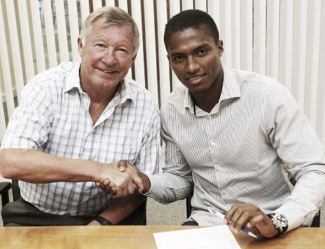 Valencia signed for United in 2009 | Photo: Getty