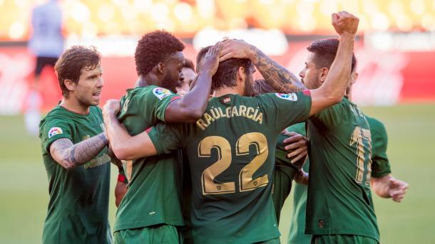 El Athletic se impuso al Valencia en Mestalla (0-2) | Foto: Athletic Club