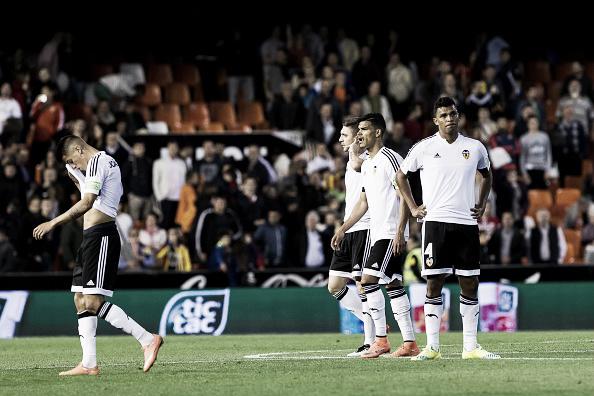 Valencia se despediu da temporada de forma melancólica (Foto: NurPhoto - Getty Images)