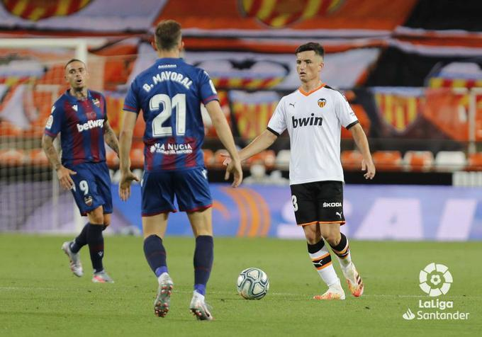 Guillamón, un baluarte defensivo. Foto: La Liga.
