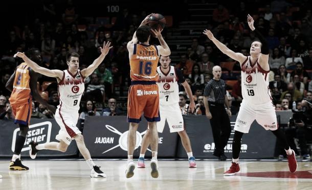 Fuente: Valencia Basket