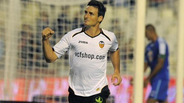 Su paso por Valencia, de más a menos / uefa.com