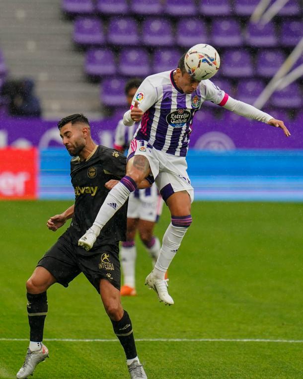 El Valladolid intentará ganar al Villarreal | FUENTE: Real Valladolid