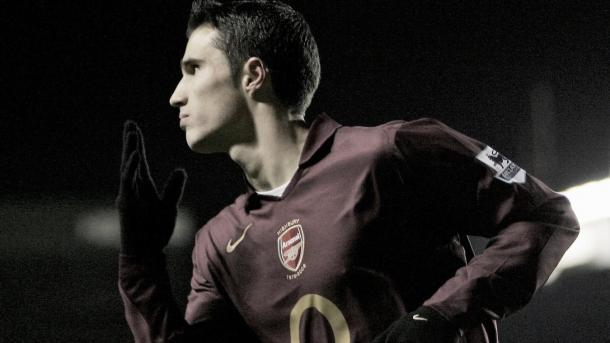 Robin van Persie./ Foto: Premier League