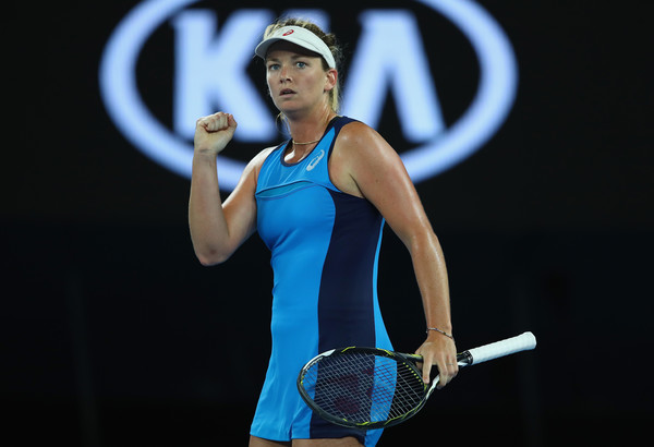 Coco Vandeweghe's game finally able to hang with her strong personality