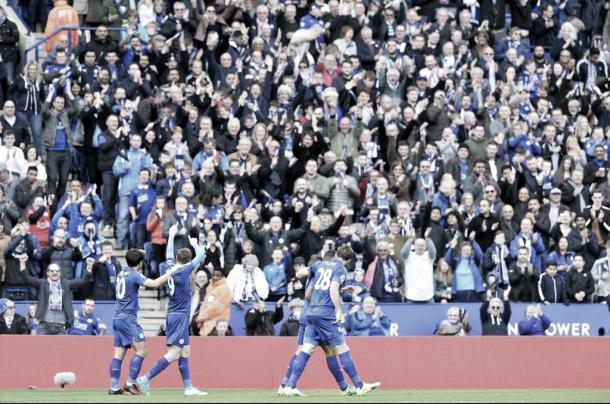 El Leicester espera entrar en competiciones europeas   Fuente: Leicester.