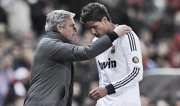 Mourinho signed Varane for Real Madrid in 2011 | Photo: Getty