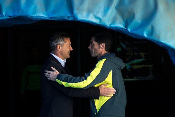 Fran assumiu após saída inesperada de Marcelino Toral (Foto: Getty Images)