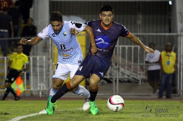 El Clásico Tamaulipeco fue para Correcaminos con marcador de 2-0 | Foto: Ascenso Bancomer MX