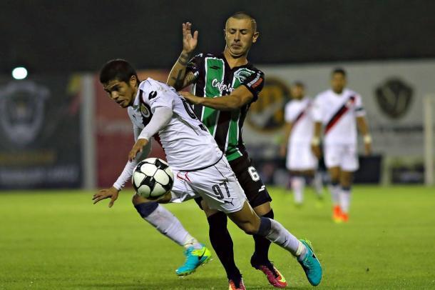Pedro Vargaso tuvo dos etapas con Cafetaleros, la segunda con mayor regularidad | Foto: Imago7