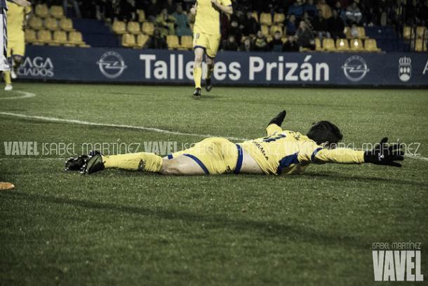 Pereira tirado en el césped | VAVEL