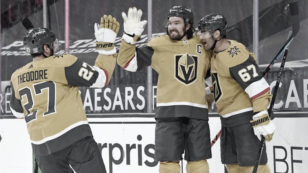 Cuatro temporadas de vida, cuatro en playoff   Foto: NHL.com
