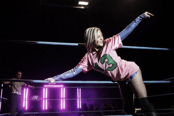 Velvet Sky thinks building up the women of WWE would be a great role for her (image: g9zwwe.blogspot.com)