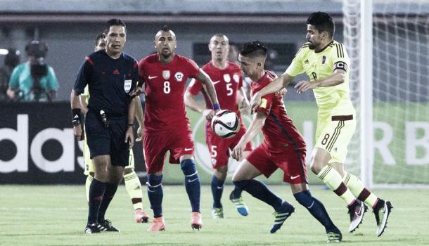 La victoria de la Roja en casa ajena | Foto: Perú