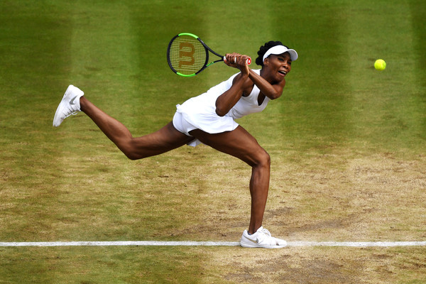 Williams was too good for Konta on the day (Photo by Shaun Botterill / Getty)