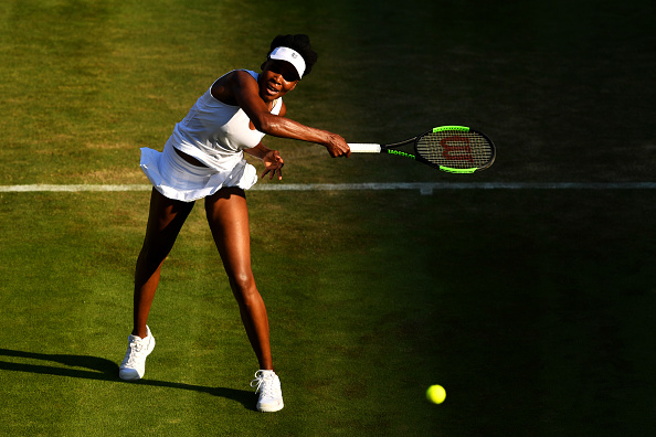 The 10th seed will have to raise her level against Osaka on Friday (Photo by Shaun Botterill / Getty)
