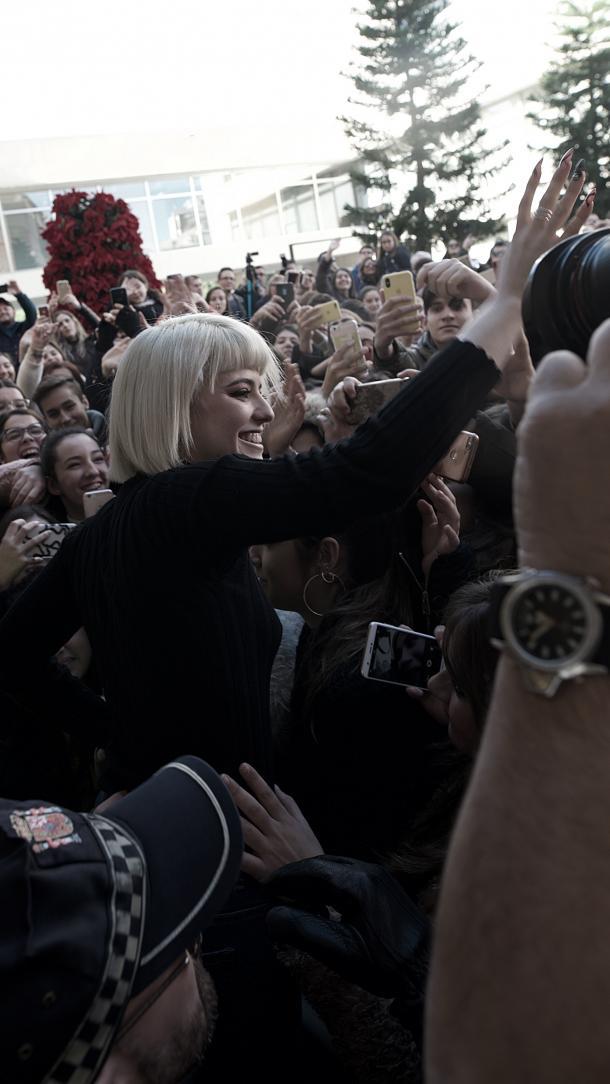 Alba estaría encantada de dar un concierto en Elche | Foto: Rubén Bonmatí