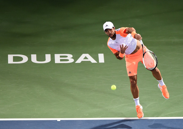 The former world number seven is capable of causing upsets on the big stage (Photo by Tom Dulat / Getty Images)