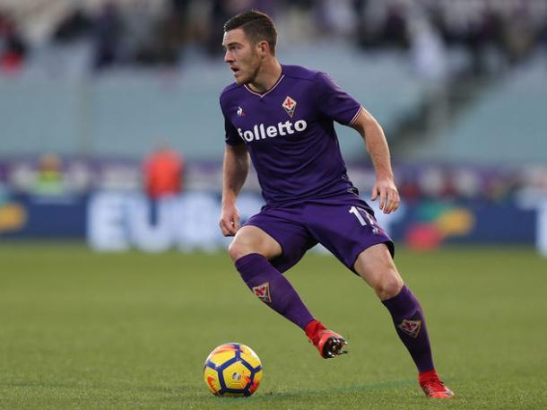 Veretout se ha convertido en un jugador fundamental para la Fiorentina   Foto: Getty Images